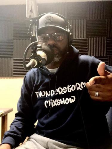 DJ Thunder 11-12-18